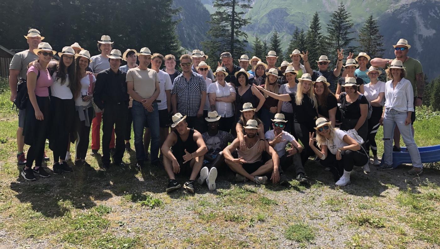 Tourismusjobs im Designhotel Walliserhof