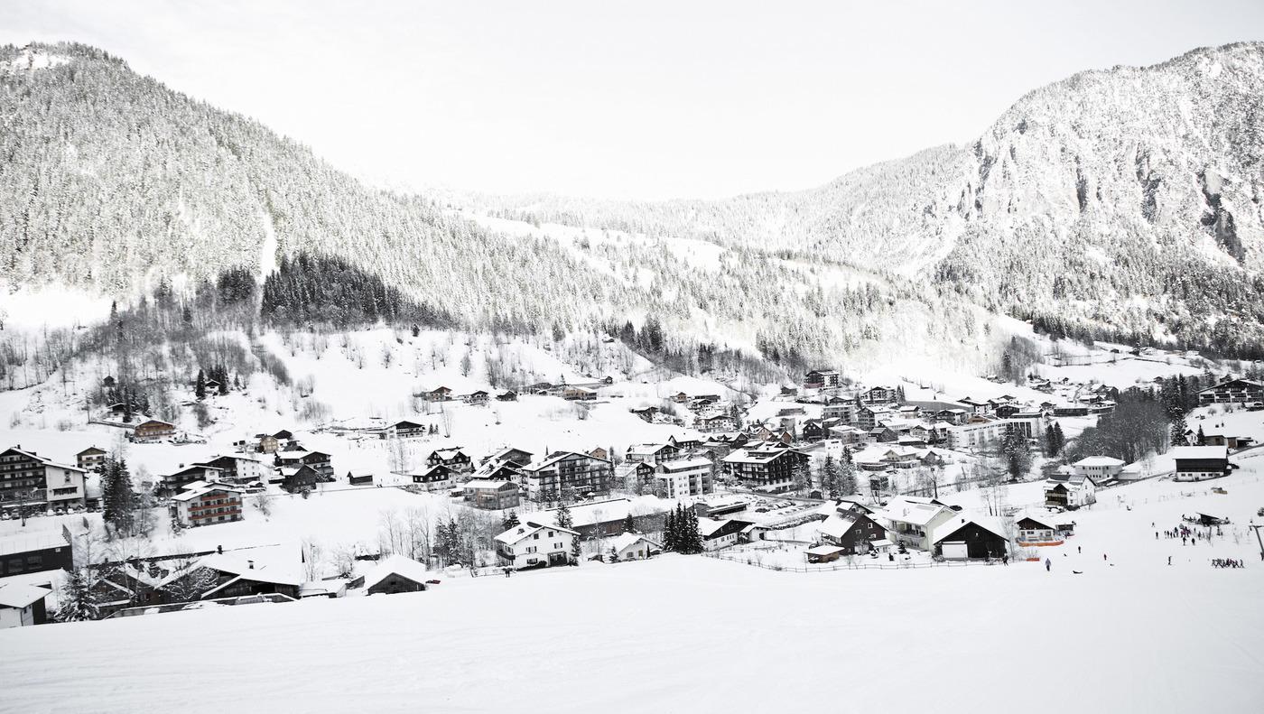 Ausflugsziele in Vorarlberg