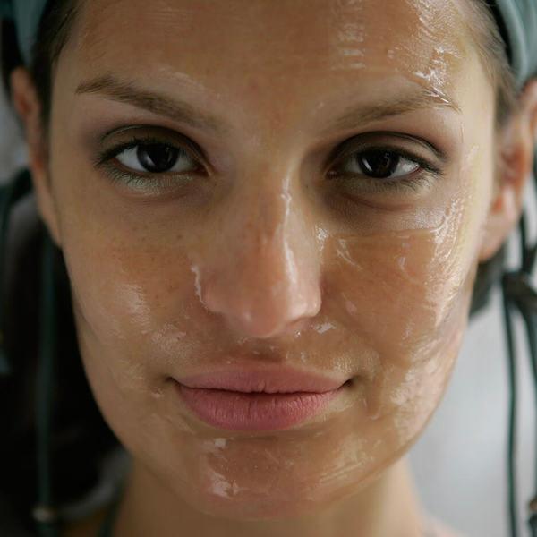 Gesichtsenergie Massage